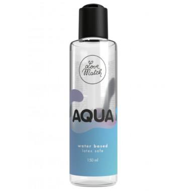 gel lubrificante a base di acqua di Love Match