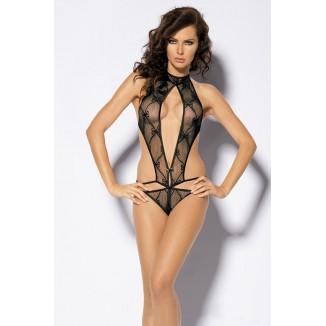 sexy lingerie hot body trasparente con tanga G-string