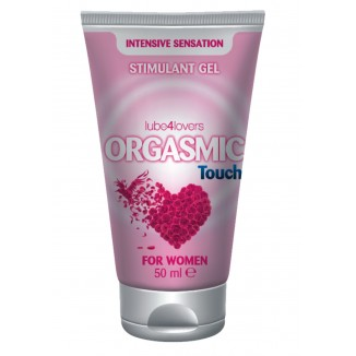gel intimo stimolante donna clitoride Orgasmic Touch for Women