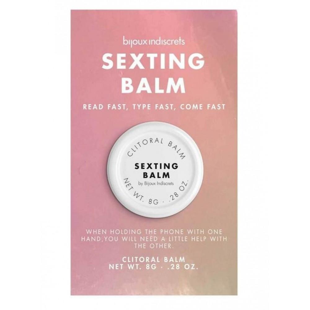 Balsamo stimolante clitorideo Sexting Balm