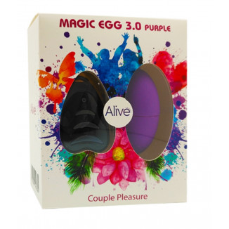 ovetto vibrante confezione Magic Egg 3.0 di Alive