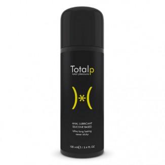 gel lubrificante intimo stimolante anale a base di silicone 100ml