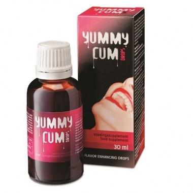 integratore sessuale stimolante pene produzione sperma Cobeco Yummy Cum