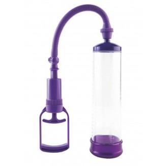 pompa per ingrandimento allungamento pene viola