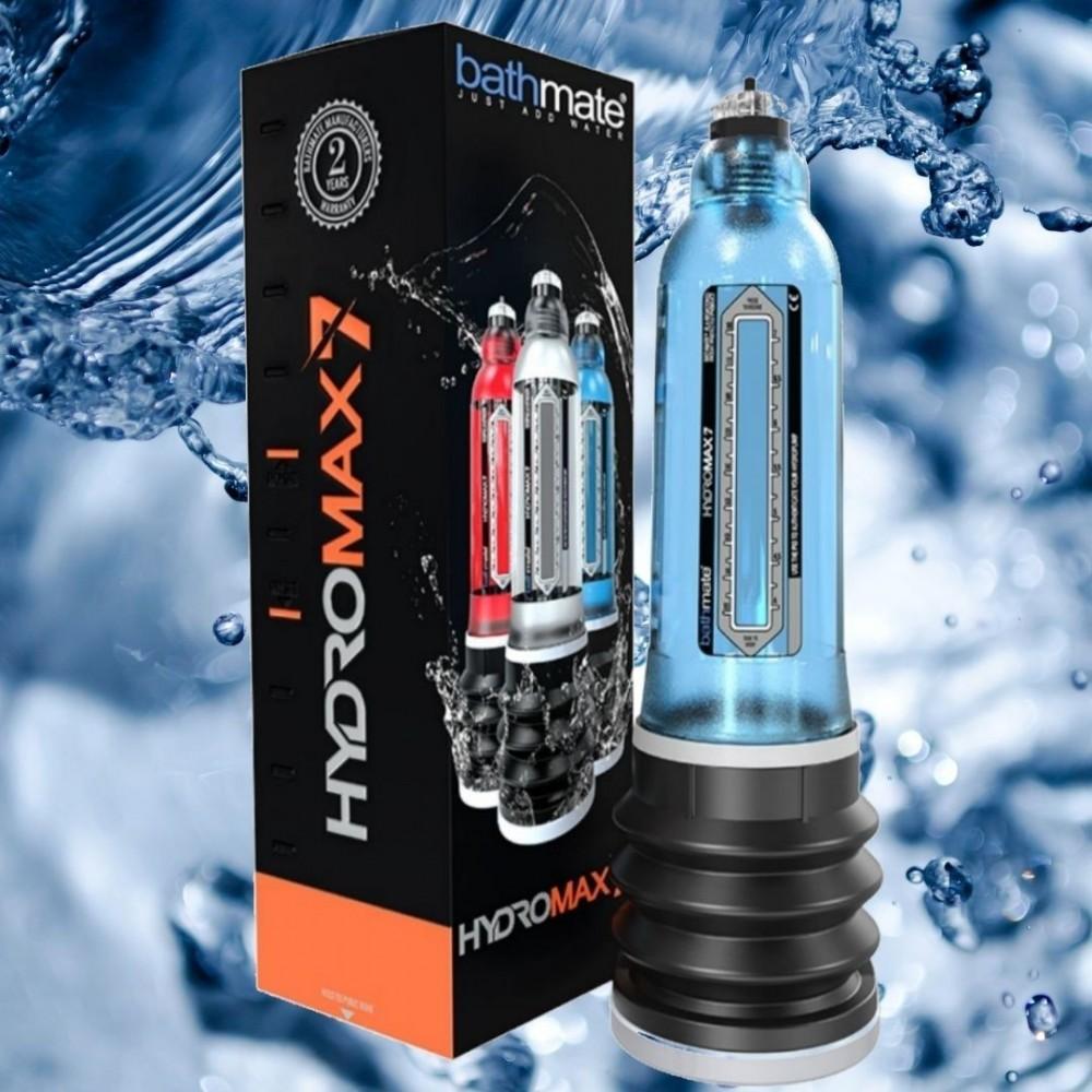 sviluppatore ingrandimento aumento del pene Hydromax7 Bathmate