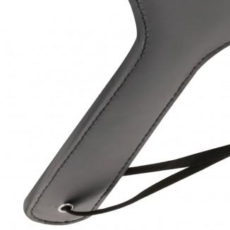 frustino paletta sculacciatore nero per spanking