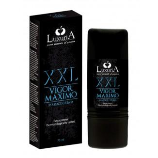 XXL Vigor Maximo 75ml gel sviluppatore per il pene