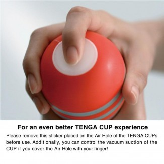 masturbatore Cup Cool Deep Throat by Tenga