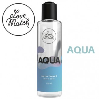 lubrificante intimo gel a base d'acqua LoveMatch