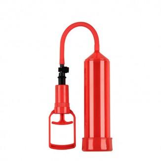 pompa per ingrandire aumentare le dimensioni del pene Pump Up red
