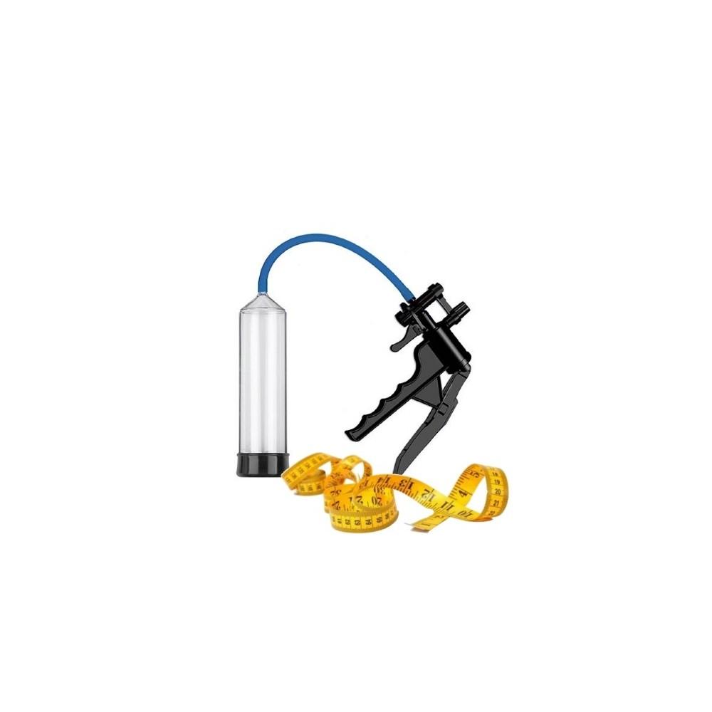 pompa sviluppatore erezione pene Pump Up Easy Touch Gun