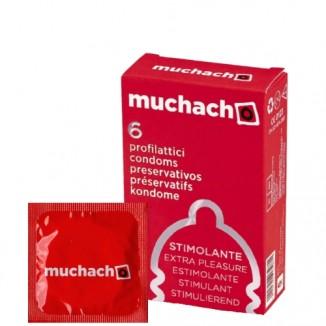 preservativi stimolanti extra piacere di coppia Muchacho
