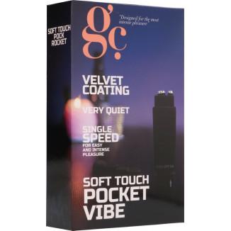 vibratore vaginale punto G soft touch stimolatore clitoride