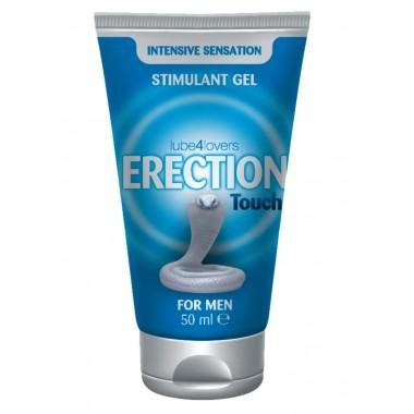crema allungamento erezione pene Erection Touch For Men