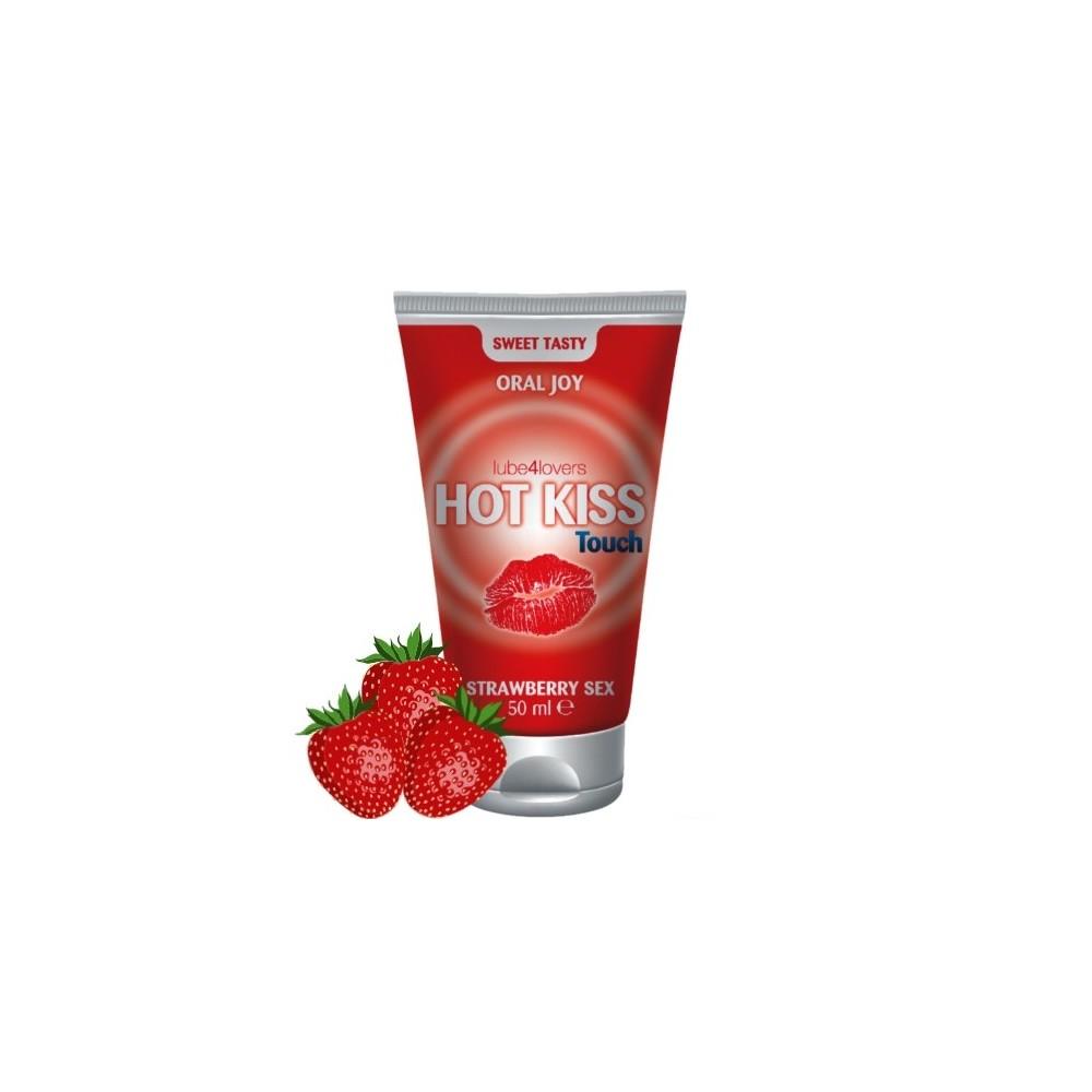 crema stimolante per coppia gel massaggio commestibile 50 ml