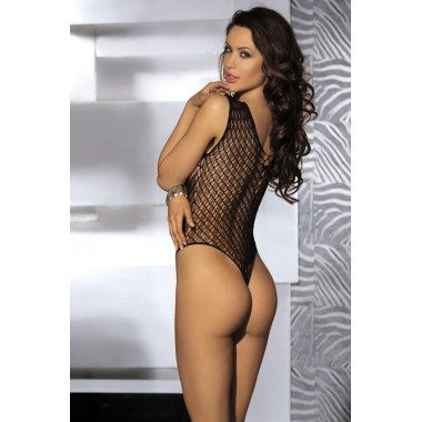 body catsuit a rete completino intimo sexy donna lingerie